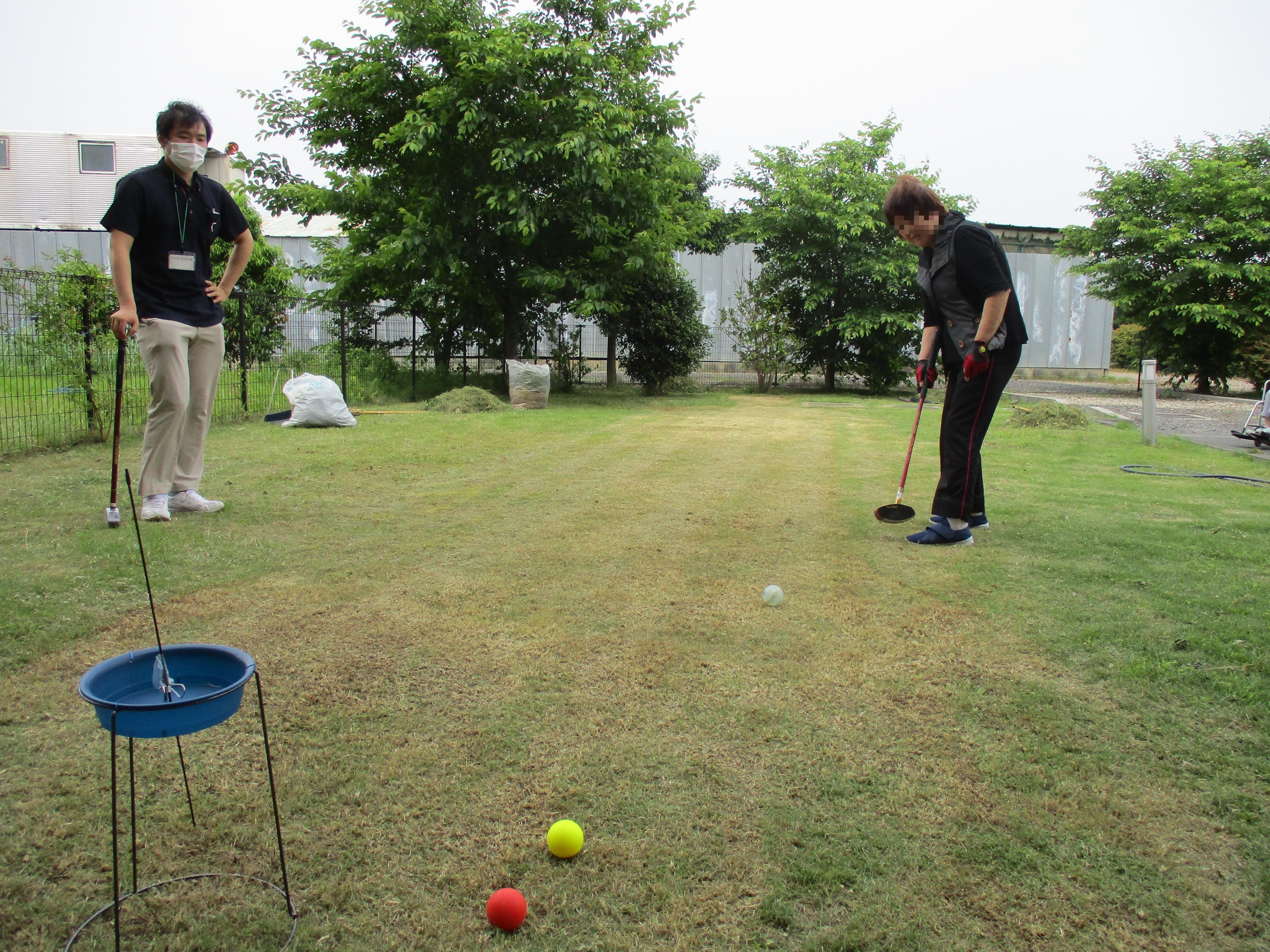 2020 グランドゴルフ
