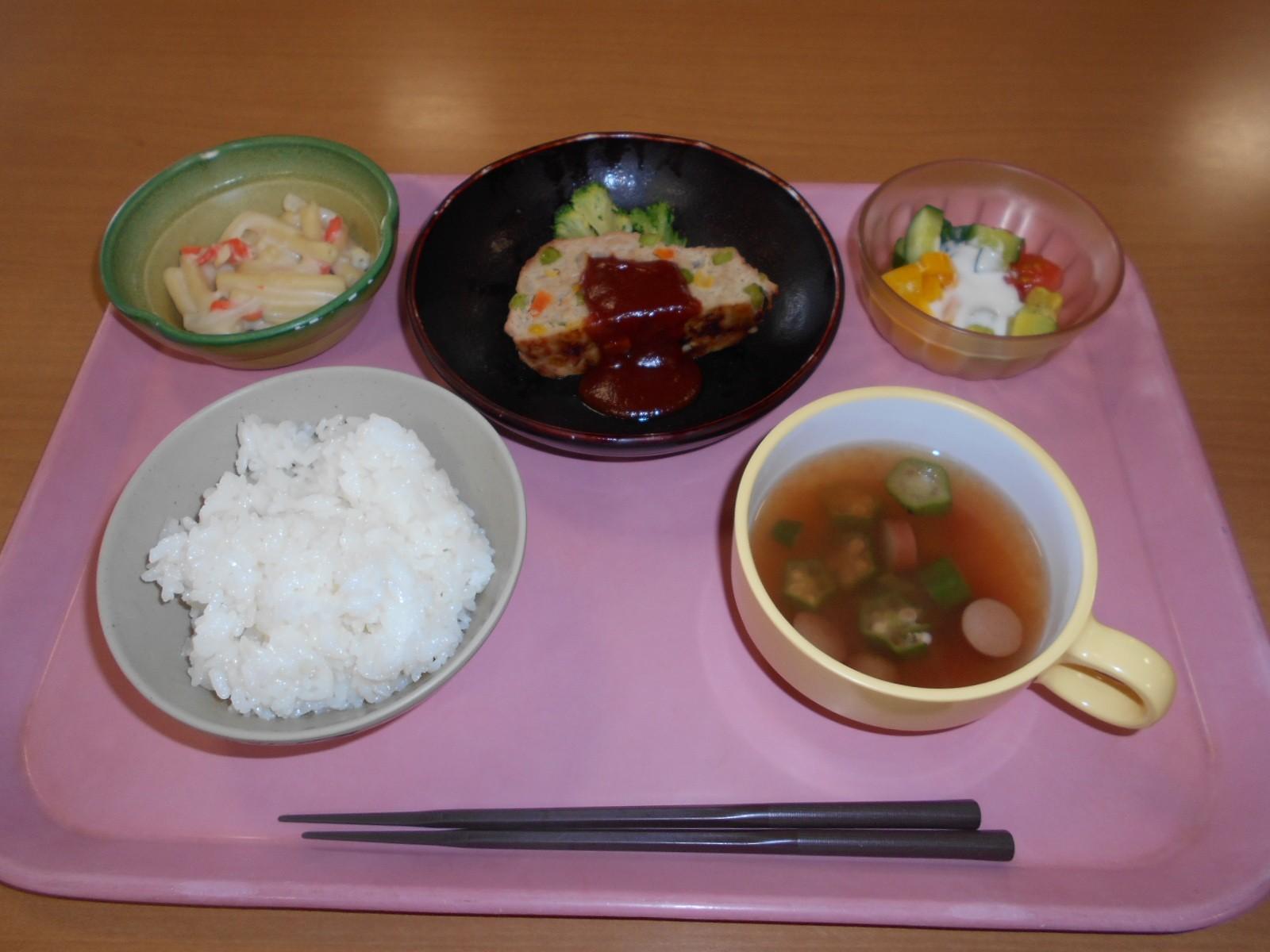 世界の料理 ~アメリカ編~